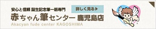 赤ちゃん筆センター鹿児島店ホームページへ行く
